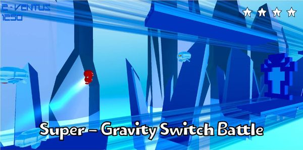 Student Game: Super-Gravity Switch Battle